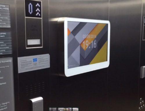 Asansör Monitörleri Tamiri ve Bakımı