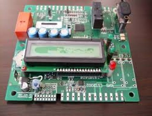 Tekstil Makinaları Elektronik Kart Tamiri