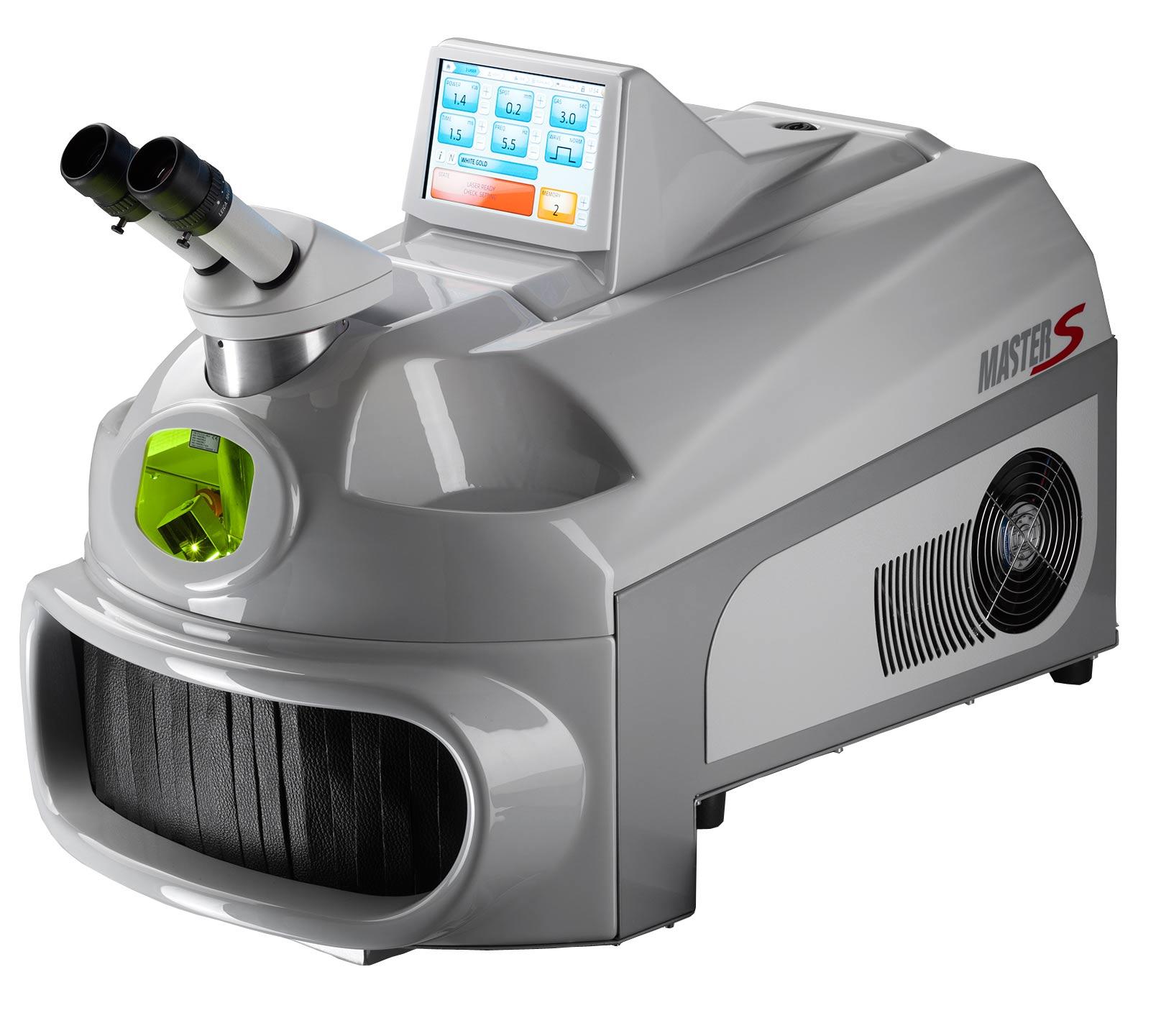 Kuyumcu Kaynak Makinesi - ND YAG Lazer Kaynak